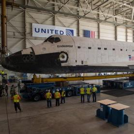 Space Shuttle <i>Endeavour</i> to Leave on L.A. Road Trip This Week