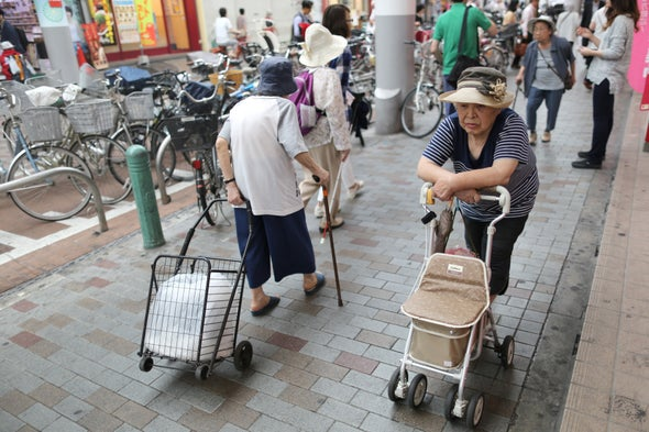 Japanese Automakers Look to Robots to Aid the Elderly