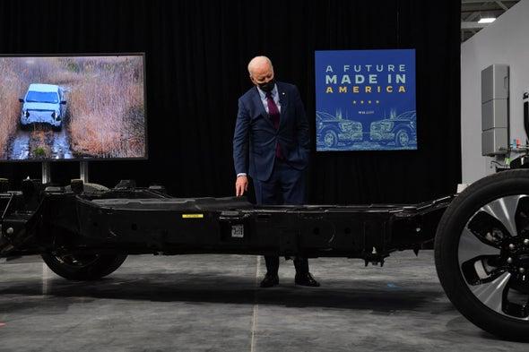 Biden Tightens Vehicle Emissions Standards