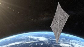 Solar Sailing Success: Planetary Society Deploys LightSail 2