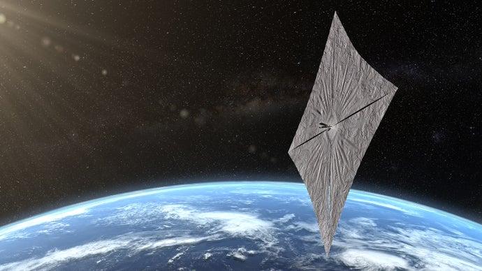 Solar Sailing Success: Planetary Society Deploys LightSail 2