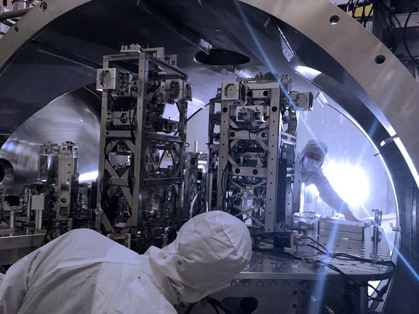 Gravitational-Wave Hunt Restarts—with a Quantum Boost