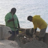 SEAWALL REPAIR