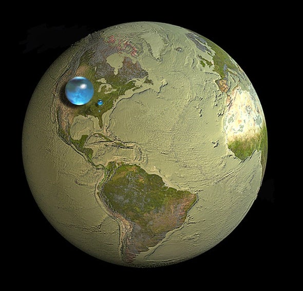 It's a Water-Full World