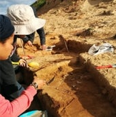 Excavators reveal