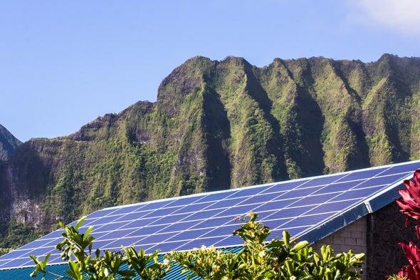 Hawaii Wants to Lead the Renewable Revolution