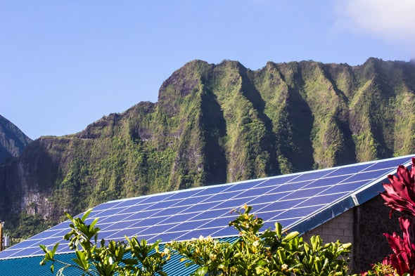 Hawaii Wants to Lead the Renewable Revolution