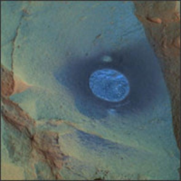 Spirit Findings Provide More Evidence of Martian Water