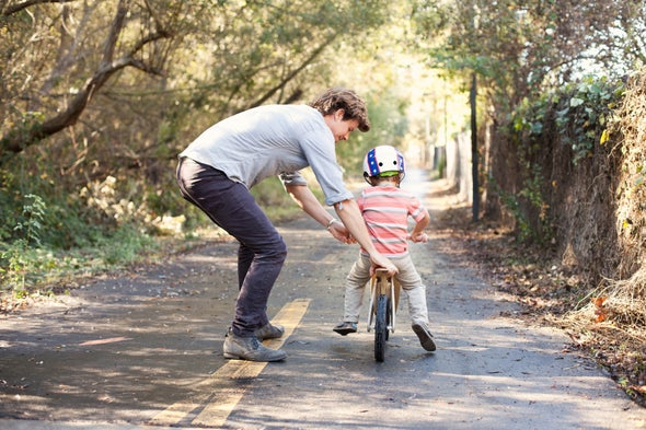 Why Fathers Downplay Feelings