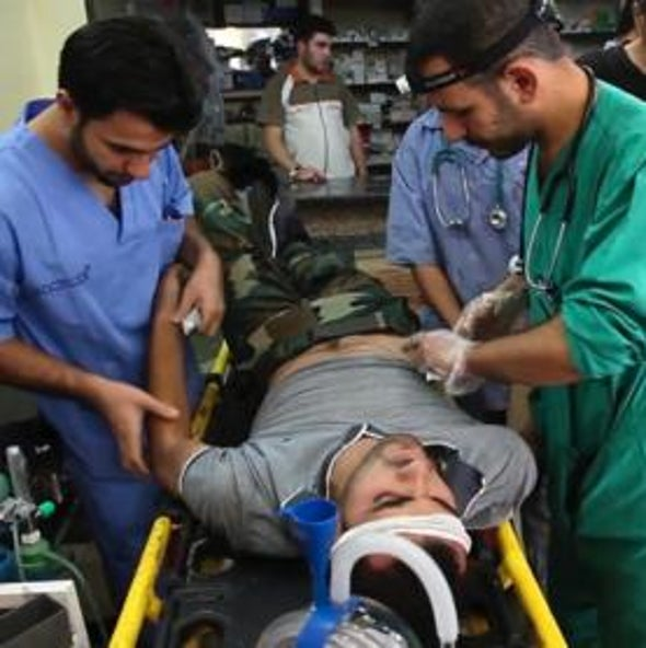 Is It Too Late to Determine Which Chemical Weapons Were Used in Syria?