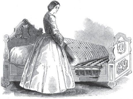 150 Years Ago: Sleep Technology