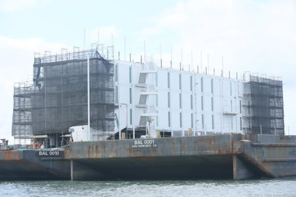 Mystery Google barge will be invite-only Google X showroom, says report