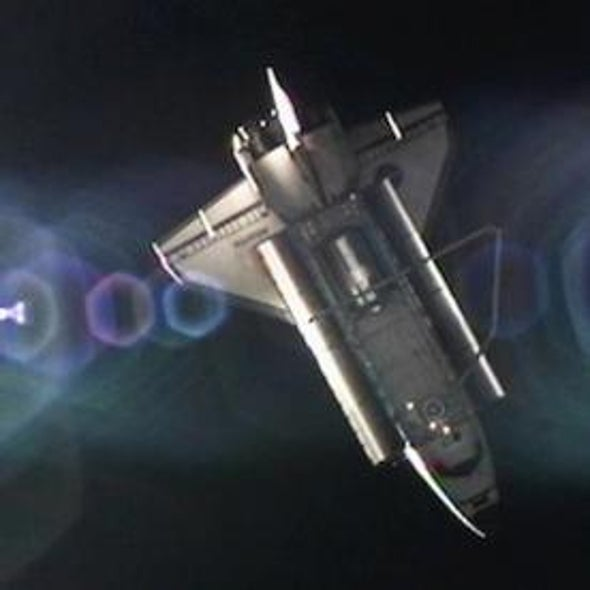 NASA's Space Shuttle by the Numbers: 30 Years of a Spaceflight Icon