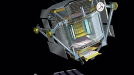 Cosmic-Ray Detector on Space Shuttle Set to Scan Cosmos for Dark Matter