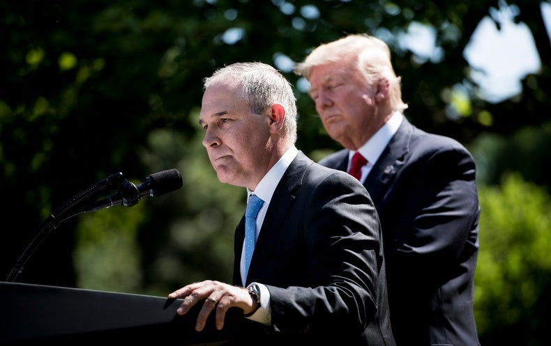Trump's EPA May Be Weakening Chemical Safety Law