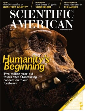 Scientific American Volume 306, Issue 4