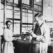 1.) Lise Meitner--left out of the 1944 Nobel Prize in Chemistry for the discovery of nuclear fission