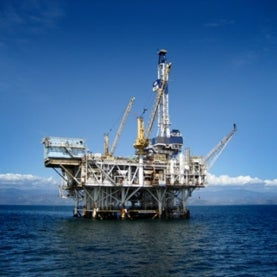 oil rig offshore drilling