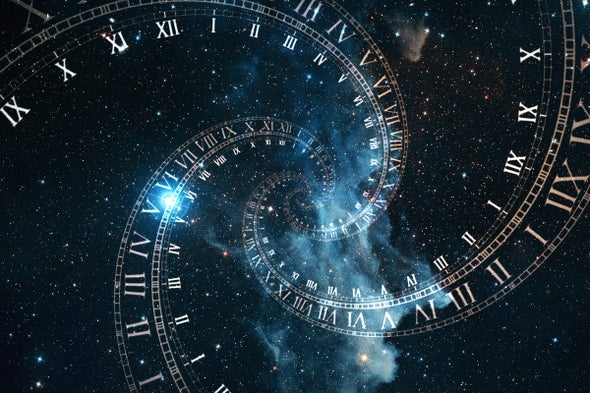 Quantum Time Twist Offers a Way to Create Schrödinger's Clock
