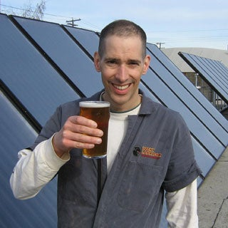Green Beer for Fewer Greenbacks