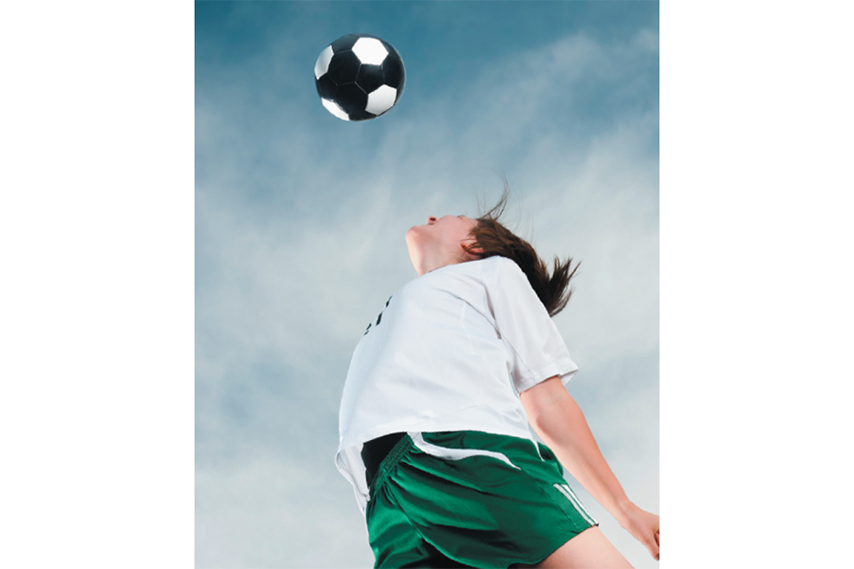 Soccer Headers Cause More Brain Damage in Female Players
