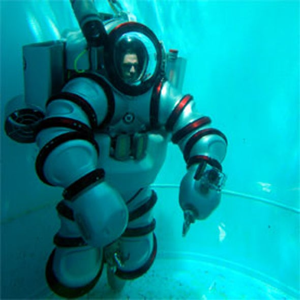 Iron Man-Like Exosuit to Expand Ocean Exploration [Video]