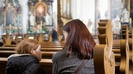 Children with a Religious Upbringing Show Less Altruism
