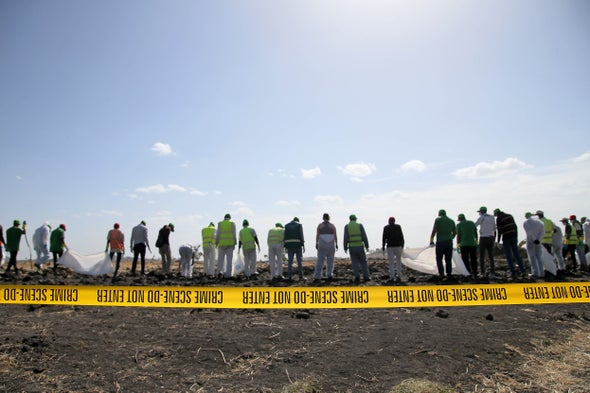 Despite Similarities, Are the Two Recent 737 Max 8 Crashes a