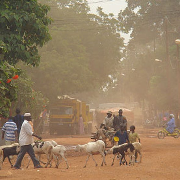 West Africa Struggles to Fill a Climate Knowledge Gap
