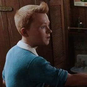 Scene from Tintin