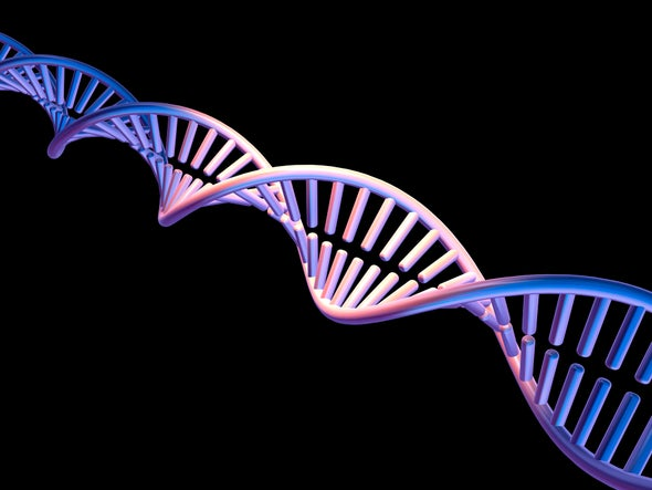 4 New DNA Letters Double Life's Alphabet