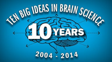 10 Big Ideas in 10 Years of Brain Science