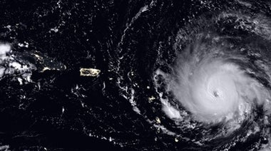 Just How Strong Is Hurricane Irma?