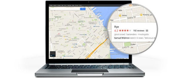 Redesigned Google Maps interface now available to all
