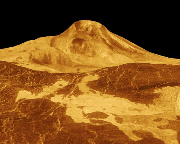 Hellish Venus Might Have Been Habitable for Billions of Years