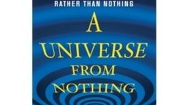 A Universe from Nothing: Einstein, the Belgian Priest and the Puzzle of the Big Bang
