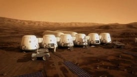 Dutch company offers one way ticket to Mars