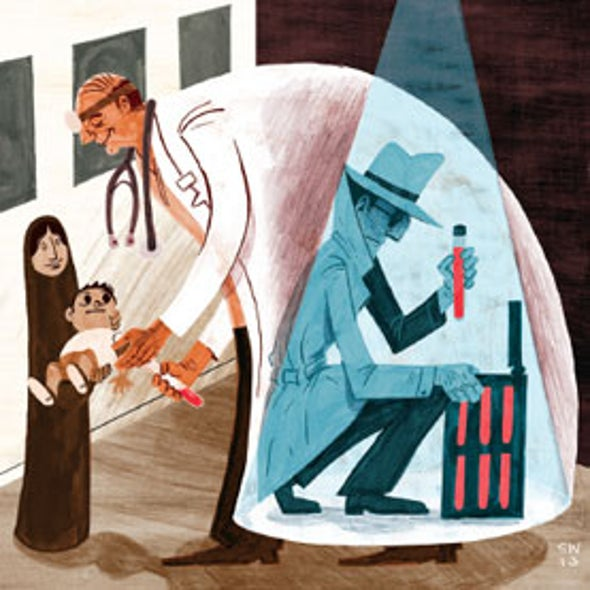 How the CIA's Fake Vaccination Campaign Endangers Us All
