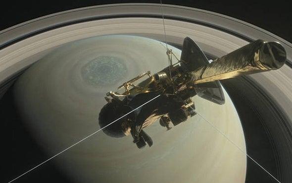 Cassini Bids Farewell before Blazing into Saturn [Video]