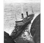 Ship Runs Aground: