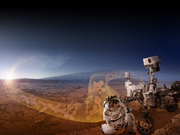 """In the Search for Alien Life, """"Everyone Is an Astrobiologist"""""""