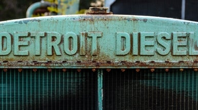 Detroit Fleet Cleans Up through Federal Program with an Uncertain Future
