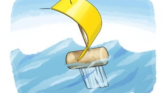 Make a Toy Sailboat