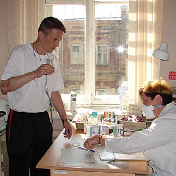 A Report from the Russian Front in the Global Fight against Drug-Resistant Tuberculosis