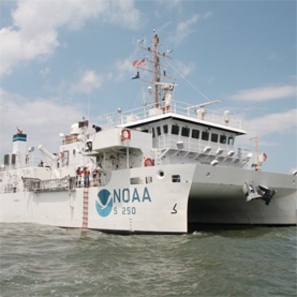 NOAA Scientists Embark on Voyage to Assess Ocean Acidification
