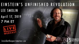 Watch Now: Einstein's Scientific Revolution and the Limits of Quantum Theory