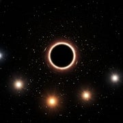 Milky Way's Black Hole Provides Long-Sought Test of Einstein's General Relativity