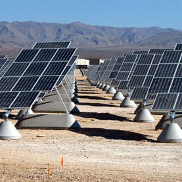 Can Renewable Energy Make U.S. Military Bases More Secure?