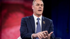 Trump Reportedly Picks Montana Congressman Ryan Zinke for Interior Secretary