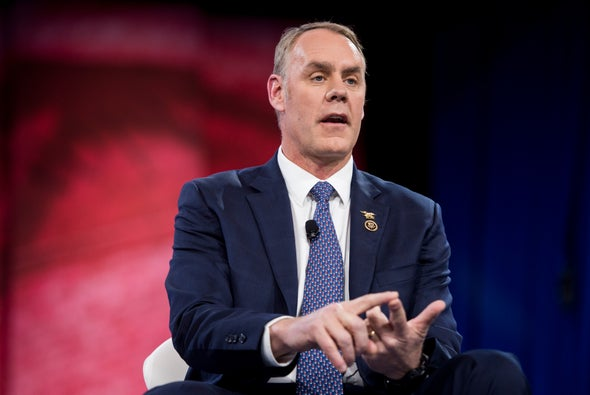 Trump Reportedly Picks Montana Congressman Ryan Zinke for Interior Secretary
